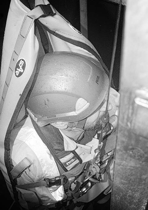 PMP Utilities Andy on confined space rescue