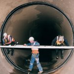 PMP Utilities, specialists in confined space and rope access regulations, risk assessments and methods Didcot