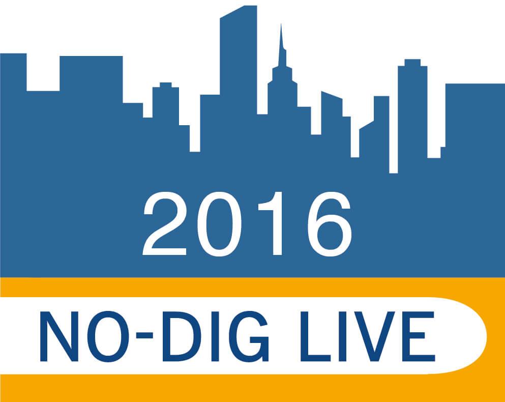 No-Dig live 2016 logo