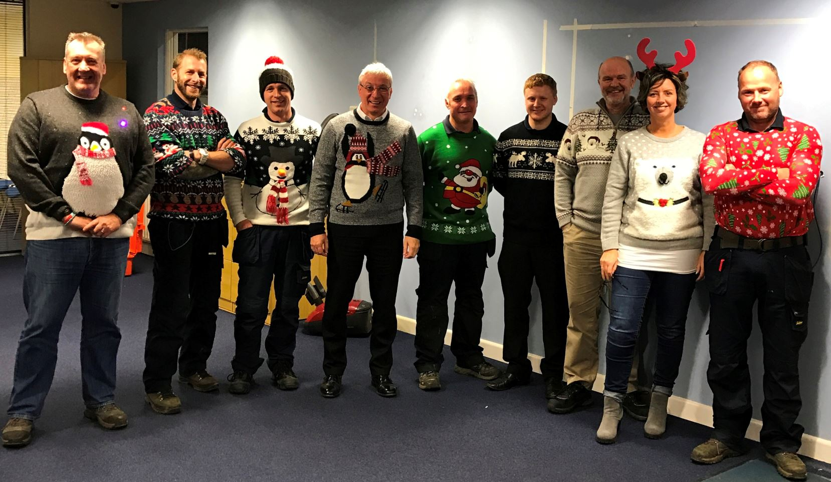 Staff Christmas Jumper picture