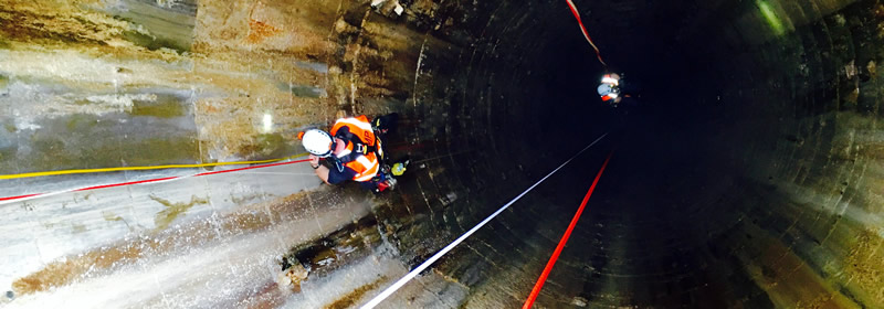 PMP, specialists in confined space and IRATA rope access services & regulations, risk assessments and methods Rope Access