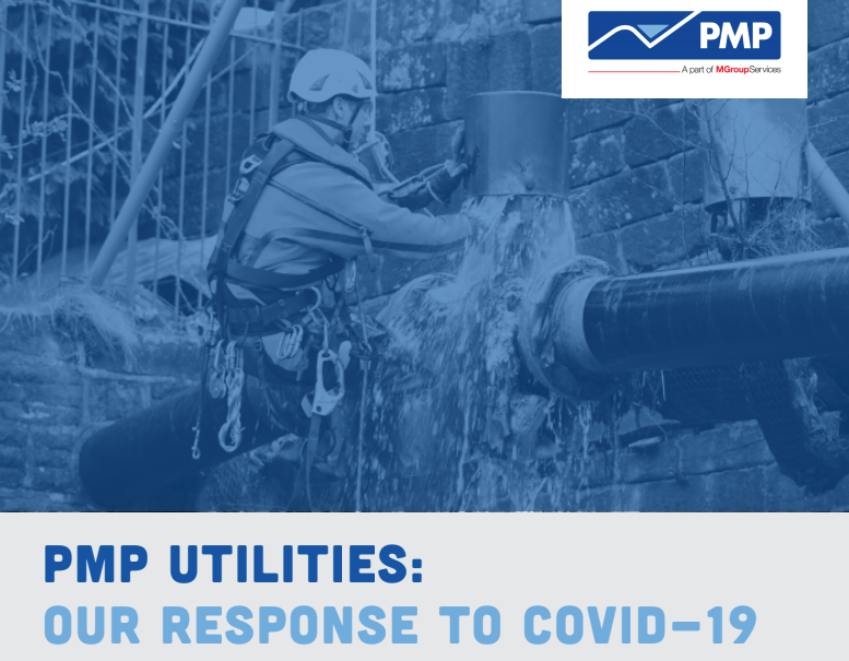 PMP Utilities Covid 19 response statement