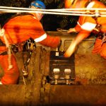 PMP Utilities, specialists in confined space and rope access regulations, risk assessments and methods