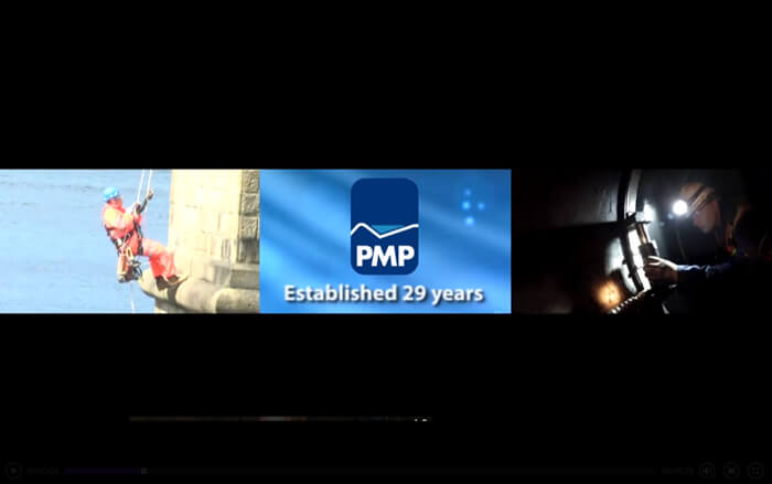 PMP Utilitie welcome video